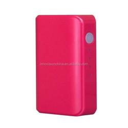Wholesale universal portable 5200mah power bank case
