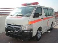 New Car Toyota Hiace Ambulance