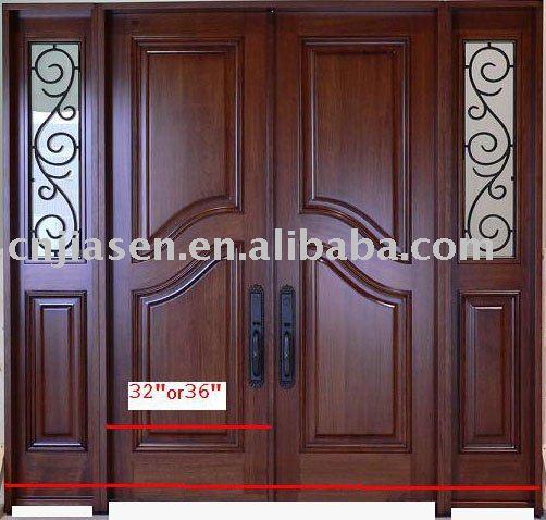 fabriquer une porte en bois exterieur fabulous fabriquer une porte en bois exterieur with. Black Bedroom Furniture Sets. Home Design Ideas