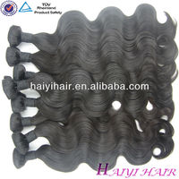 Unprocessed Tangle Free Human Hair Wholesale/Brazilian Pre Tipped Hair Extension
