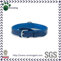 High End Blue Dog Collar Best Selling Dog Products