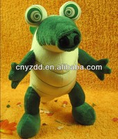 make your own plush toy/OEM stuffed crocodile toys/soft plush animal toy