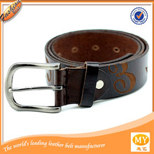 Antique high quality Genuine Leather Fashion Man Belt