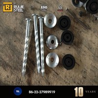 Roofing Screw with Seperate Head// Umbrella Head Roofing Nails