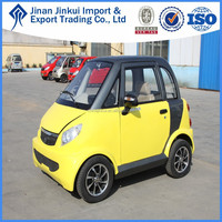 Automobile,2 Seats Mini Electric Car,Electric Car for Community by HONGCHANG