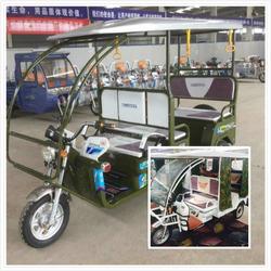 2015 new electric rickshaw bajaj battery powered tricycle