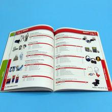 Print cheap high glossy art paper catalogue/catalog