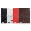 Icarer Honourable Series Genuine Leather Stand Case for iPad 2/3/4