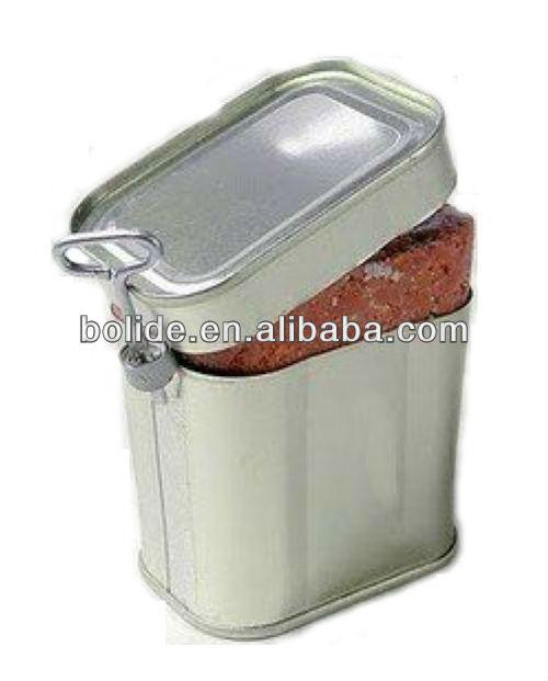 in scatola 340g carne in scatola halal