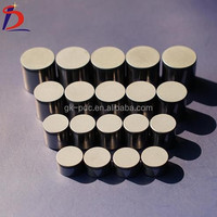 pdc oil cutter/inserts pdc tungsten carbide/oil & gas construction material
