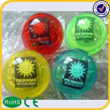 2015 Hot logo printing water bouncing ball
