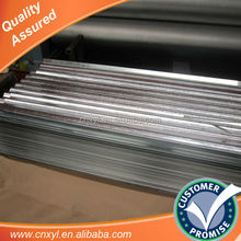 galvanized sheet metal roofing price