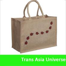 2014 Hot Sell Custom Jute Bags Importers