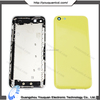 Best price back glass for iphone 5c,back housing for iphone 5c assembly