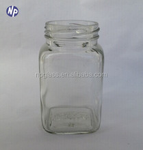 16oz glass jar for pickles, fruits, jams, preserves, sauces
