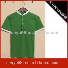 Good quality polo shirt cotton elastane in china