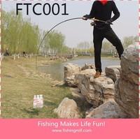 FTC001 2.1/2.4/2.7/3.0/3.6m Wholesale Carbon Fiber Fishing Rod The Fishing Rod