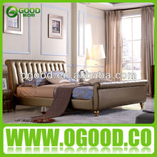 2014 Modern Circular Bed King/Queen Size Bed Set OB208