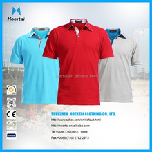 Custom Embroidered Logo High Quality Promotional Polo T Shirt