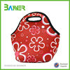 Boys Girls School Travel Outdoor Thermal Waterproof Carrying Lunch Tote Bag Cooler Box Neoprene kids insulated lunch bag