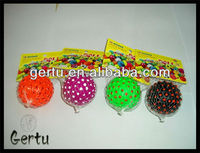5cm spiky rubber ball,pet balls