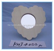 artesanías de madera de madera de los marcos del espejo de madera marcos de la foto