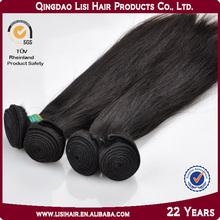 Grade AAAAA+ No Chemical Processed Best Brazilian Hair
