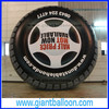 Inflatable advertising Tire