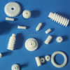 Custom injection toy part nylon/ppsu/pp spur plastic gear