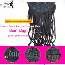 Big discount virgin hair clip hair extension, individual human hair eyebrow extensions