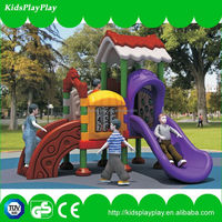 Model Fashion Kids Rubber-Coating Outdoor Playground Equipment