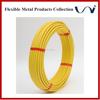 Metal flexible natural gas hose