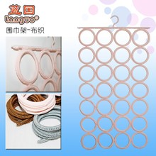 Refined fabric hanger samples