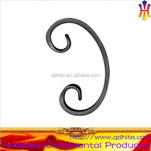 ornamental forge wrought iron scrolls