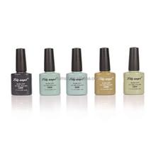 Gel Polish Soak off Fashion Colour LED Decoration uv nail polish 7.3ml nail gel