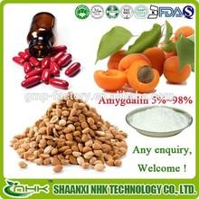 Bom e confiável fornecedor por atacado de sementes de damasco extrato/amêndoa extrato vitamina b17