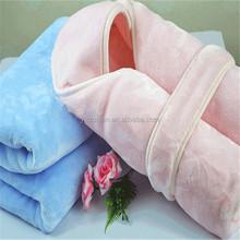 Solid baby swadle 90*90cm A grade baby blanket