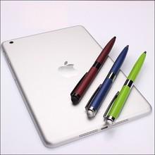 Shanghai supplier multicolor stylus metal touch screen pen wholesale for iipad