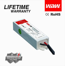 Constant voltage 10w led driver 24v 0.42a waterproof electronic led driver
