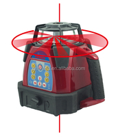 Laser Level 360 Auto Rotation Laser Level(300HV) with Rechargeable Battery Pack
