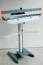 PFS-650 plastic bag aluminum foil bag foot pedal heat sealer direct heat sealer