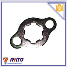 90cc motorcycle spare parts counter shaft driving sprocket fixing plate for sale