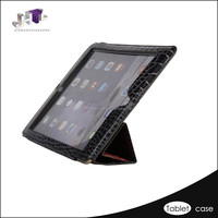 Custom Leather Tablet Case For Apple