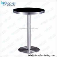 Hot sale modern brushed stainless steel table bases furniture legs
