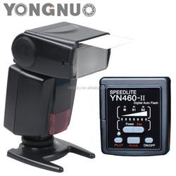 2015 best selling YONGNUO YN-460 II GN38 Speedlite Flash for Canon Nikon Pentax,YONGNUO YN460-II YN460 II