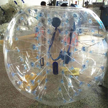 football zorb/bubble foot ball/ bumper ball for sale