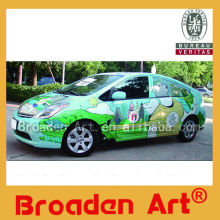 Most popular graffiti sticker vinyl car wrap