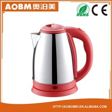 1.5 L Stainless Steel Red Copper Brew Hot Plate Kettle for Sale