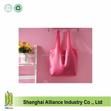 U Cut Promotional Eco Reusable Bag Nylon Polyester Folding Shopping Bags