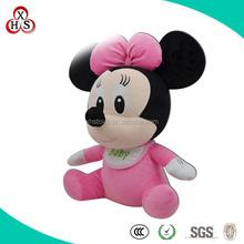 EU quality plush Mickey and Minnie mouse toys